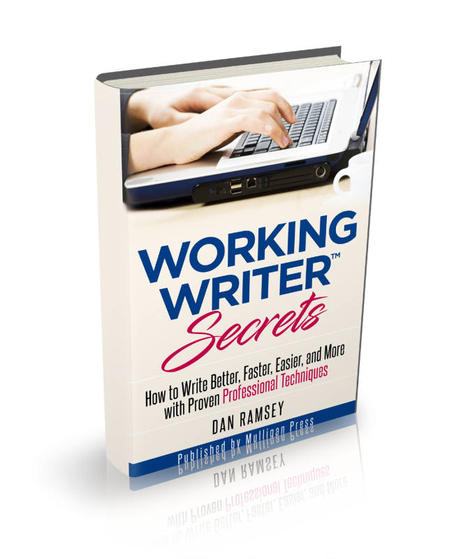 Working Writer Secrets