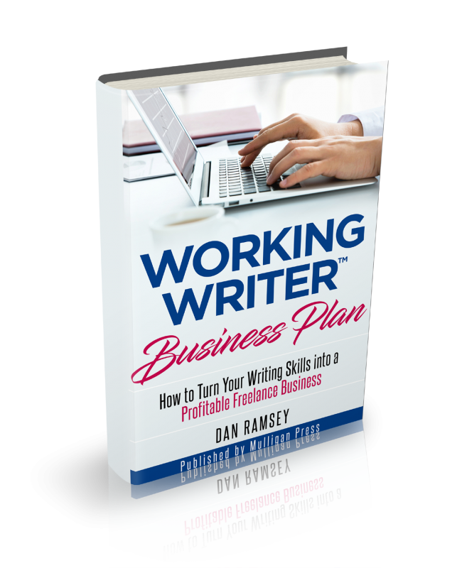 Working Writer Business Plan